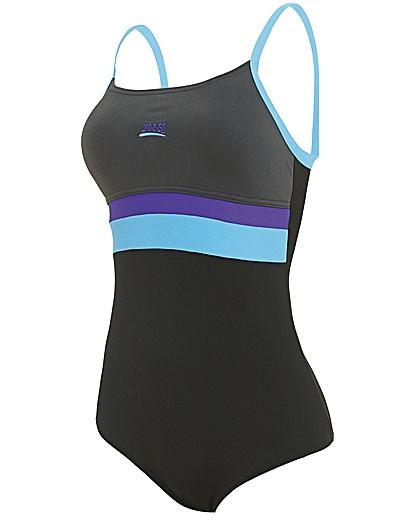Zoggs St Kilda Scoop Crossback Swimsuit